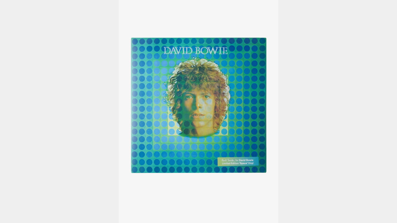 PAUL SMITH CREATES 50TH ANNIVERSARY EDITION OF DAVID BOWIE'S 'SPACE ODDITY' ALBUM LIMITED TO 3000 COPIES WORLDWIDE illustration 2