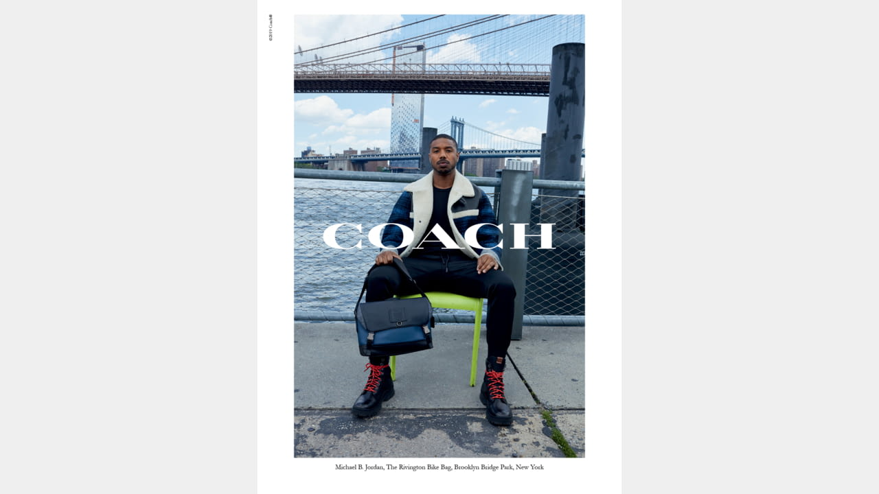 COACH LAUNCHES  FALL 2019 GLOBAL ADVERTISING CAMPAIGN Unveils New Direction for the House illustration 4