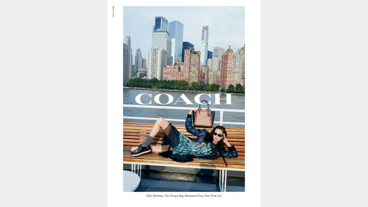 COACH LAUNCHES  FALL 2019 GLOBAL ADVERTISING CAMPAIGN Unveils New Direction for the House illustration 5