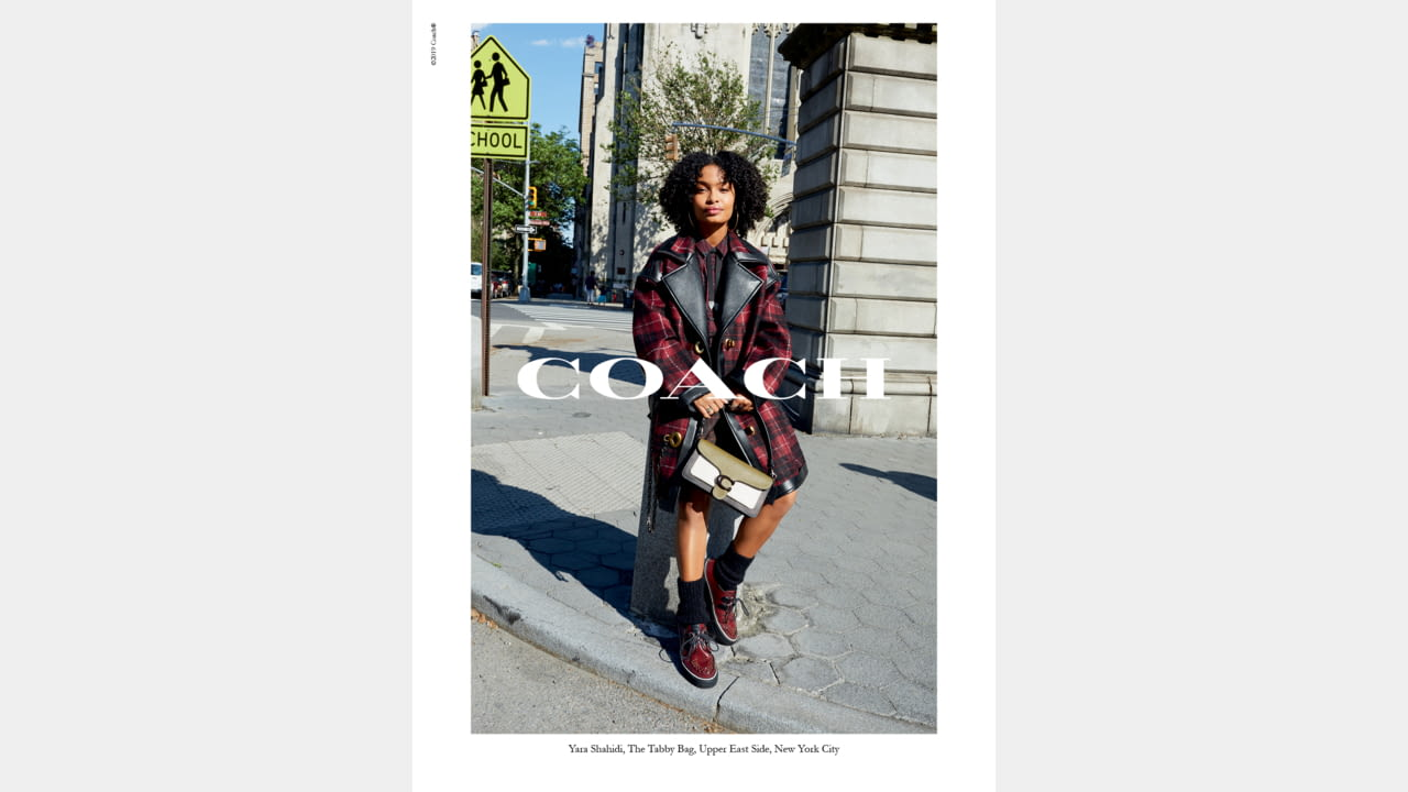 COACH LAUNCHES  FALL 2019 GLOBAL ADVERTISING CAMPAIGN Unveils New Direction for the House illustration 7
