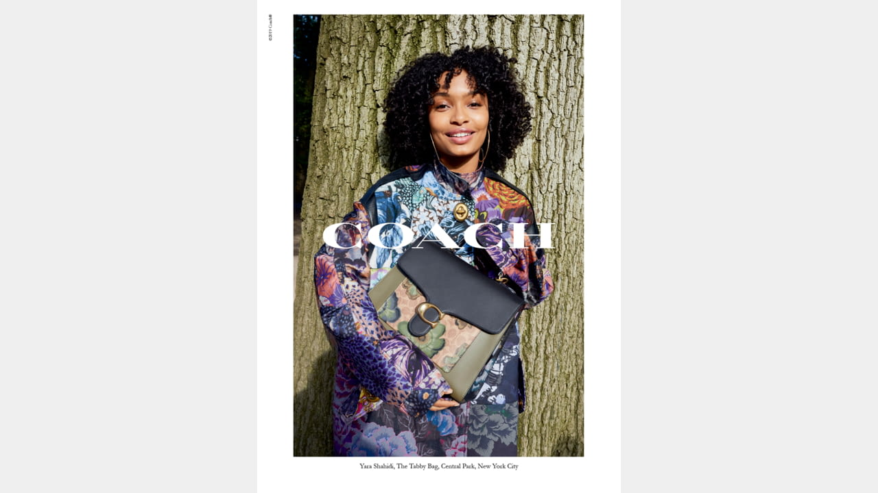 COACH LAUNCHES  FALL 2019 GLOBAL ADVERTISING CAMPAIGN Unveils New Direction for the House illustration 8