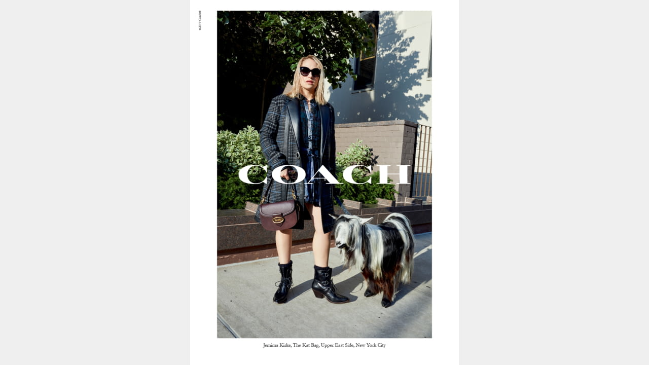 COACH LAUNCHES  FALL 2019 GLOBAL ADVERTISING CAMPAIGN Unveils New Direction for the House illustration 12