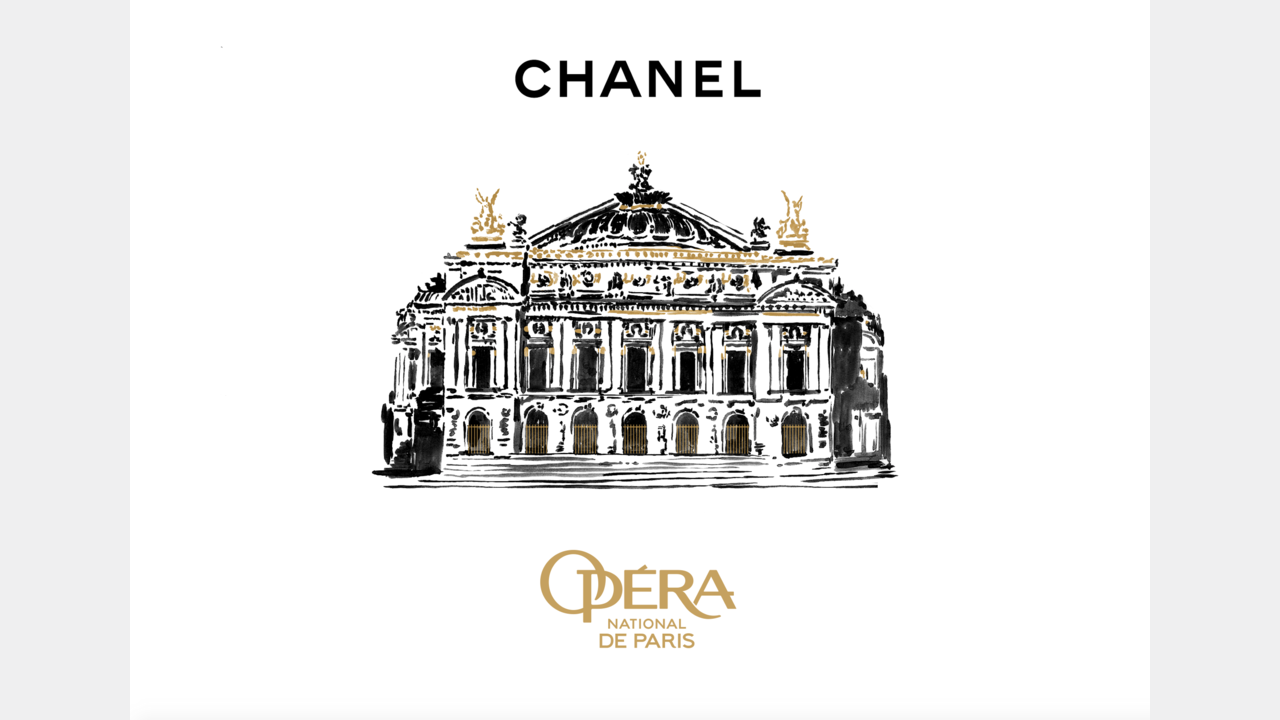 CHANEL - PATRON OF THE GALA OPENING FOR THE 2019/2020 DANCE SEASON OF THE OPÉRA NATIONAL DE PARIS illustration 1