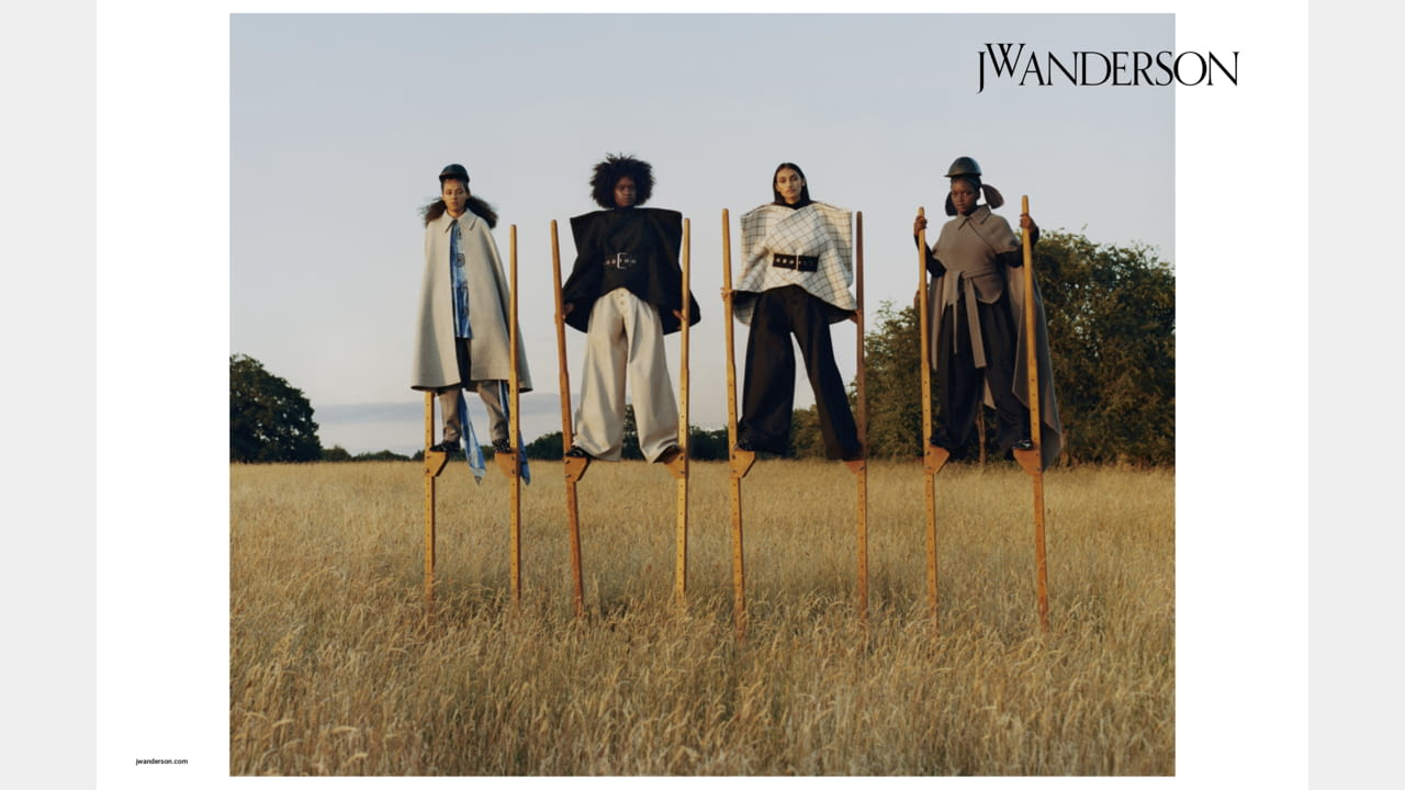 JW ANDERSON RELEASES AUTUMN WINTER 2019 CAMPAIGN illustration 2