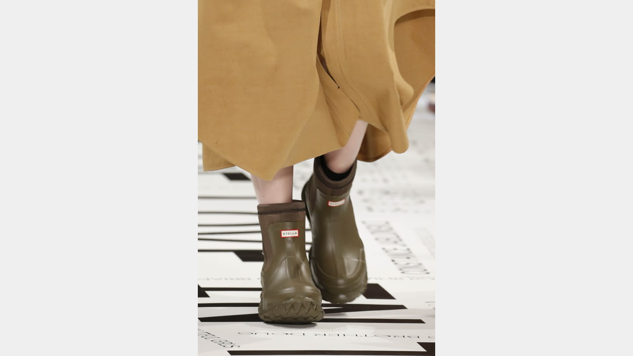 Stella McCartney and Hunter Launch Sustainable Boot  Available Online & in store on September 10th 2019 illustration 3