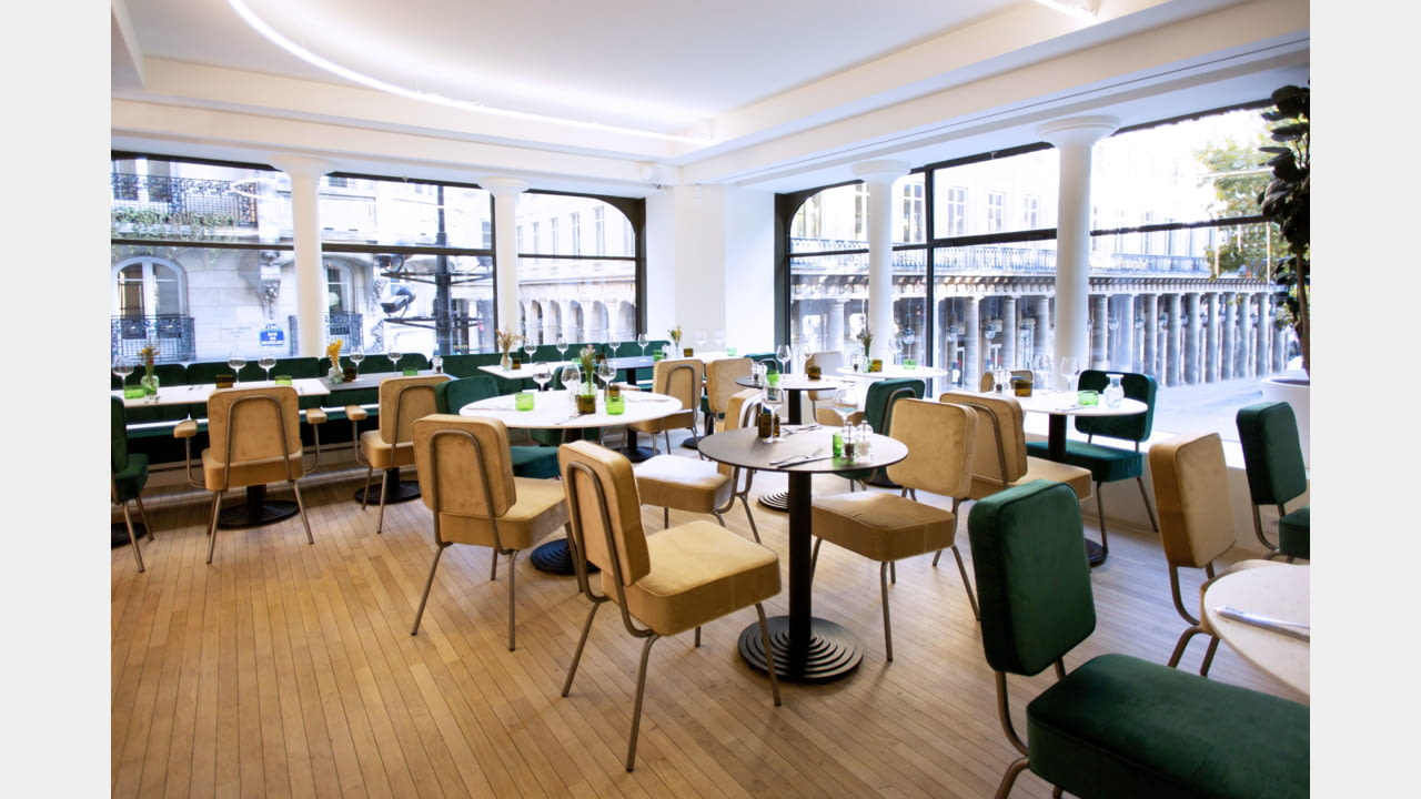 CAFÉ KITSUNÉ LOUVRE 2 place André Malraux, 75001 Paris Opening on Monday September 23, 2019 illustration 5