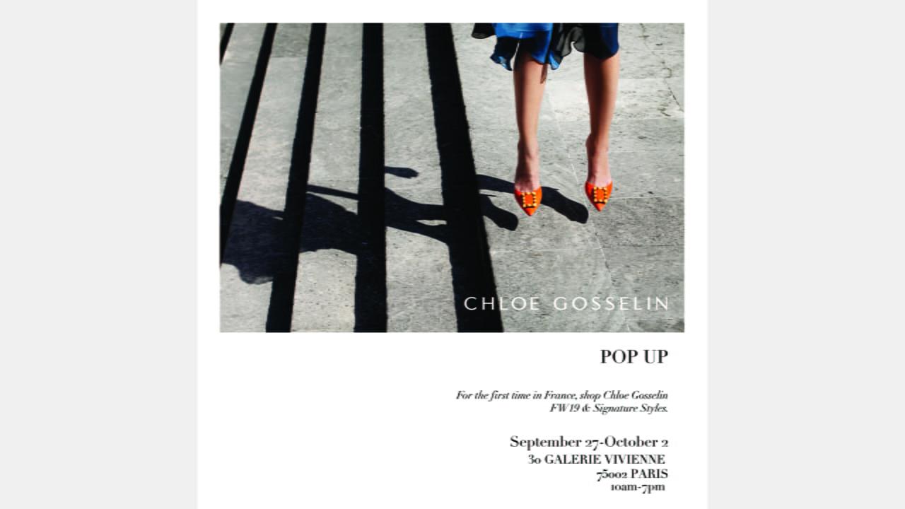 Chloé Gosselin - Pop Up in Paris illustration 2