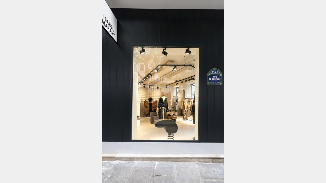 ISABEL MARANT OPENS HER FIRST MENS STORE IN PARIS illustration 4