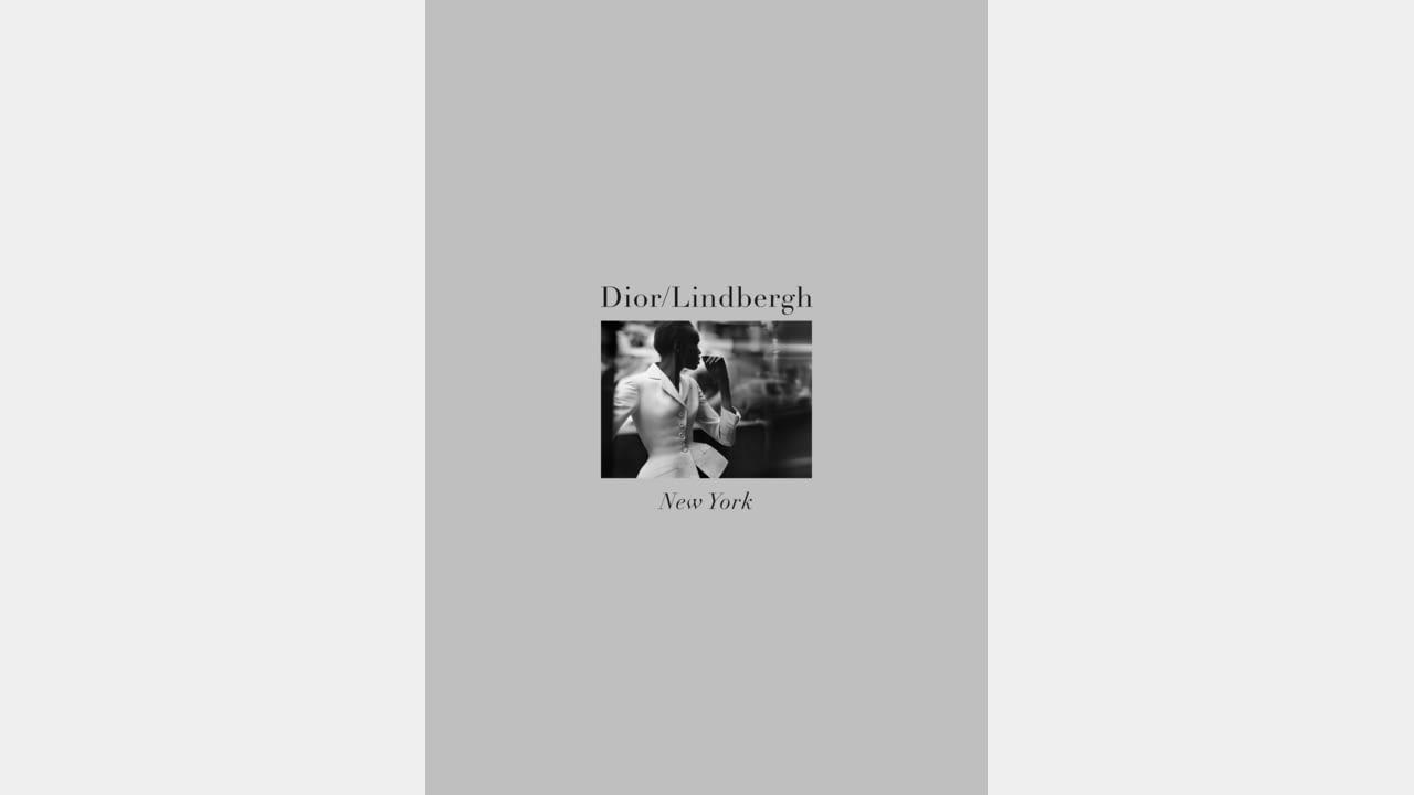 Dior/Lindbergh illustration 1