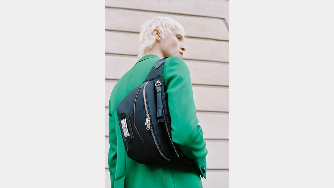 """THE HOUSE OF GIVENCHY PRESENTS """"GIVENCHY DOWNTOWN"""", A NEW CAPSULE COLLECTION OF FUNCTIONAL, TRAVEL-FRIENDLY URBAN ACCESSORIES illustration 1"""