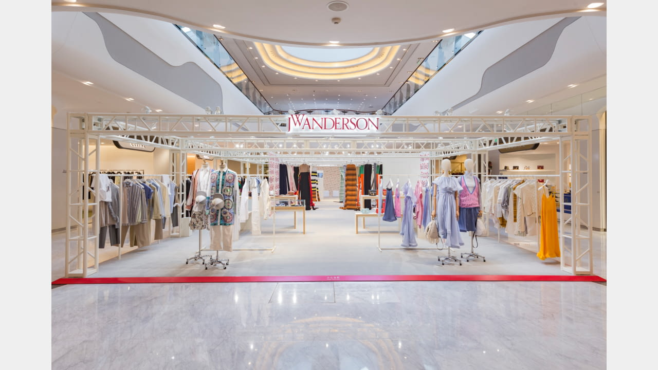 JW ANDERSON OPENS FIRST EXHIBITION AND POP-UP IN CHINA illustration 1