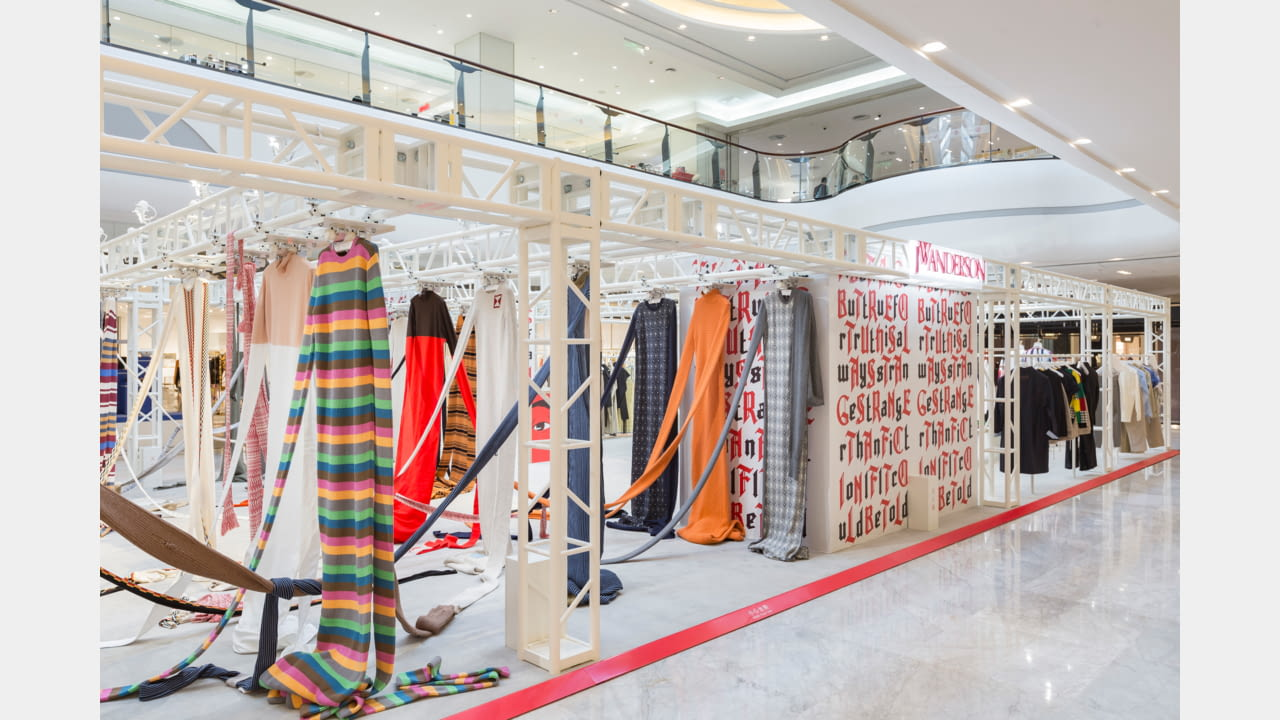 JW ANDERSON OPENS FIRST EXHIBITION AND POP-UP IN CHINA illustration 3