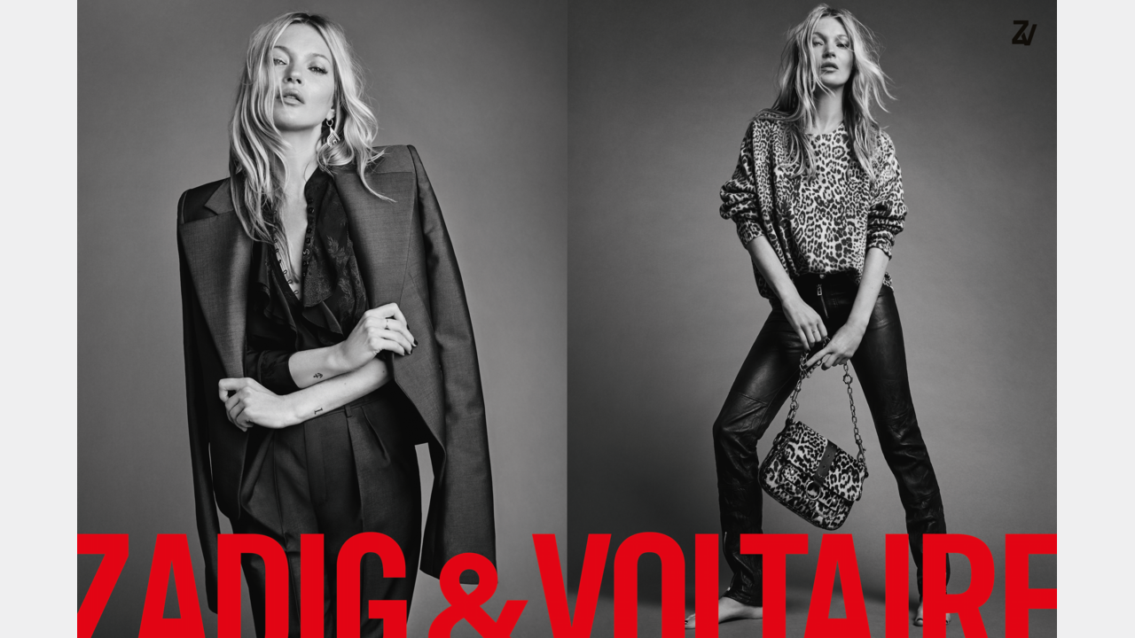 Zadig & Voltaire - The new Spring/Summer 2020 Campaign illustration 1