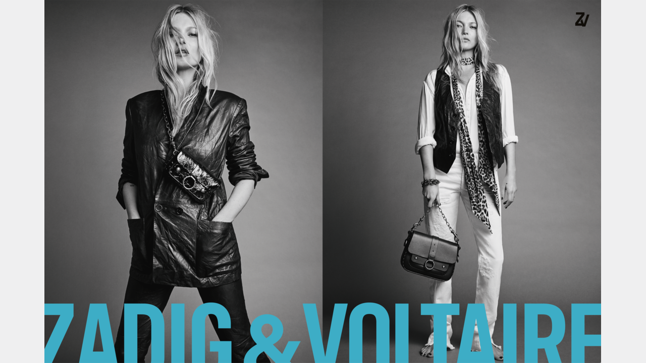 Zadig & Voltaire - The new Spring/Summer 2020 Campaign illustration 3