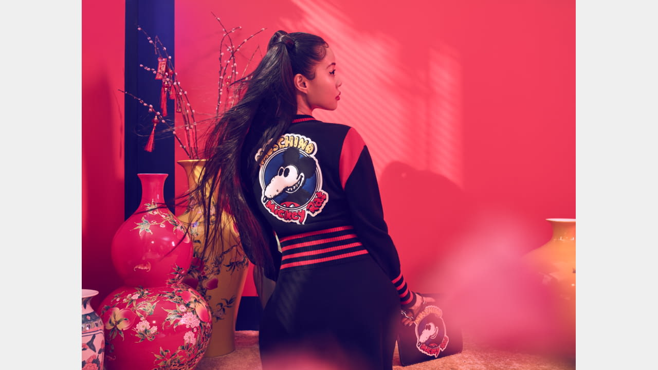 MOSCHINO ANNOUNCES CHINESE NEW YEAR CAPSULE COLLECTION FEATURING MICKEY RA illustration 7