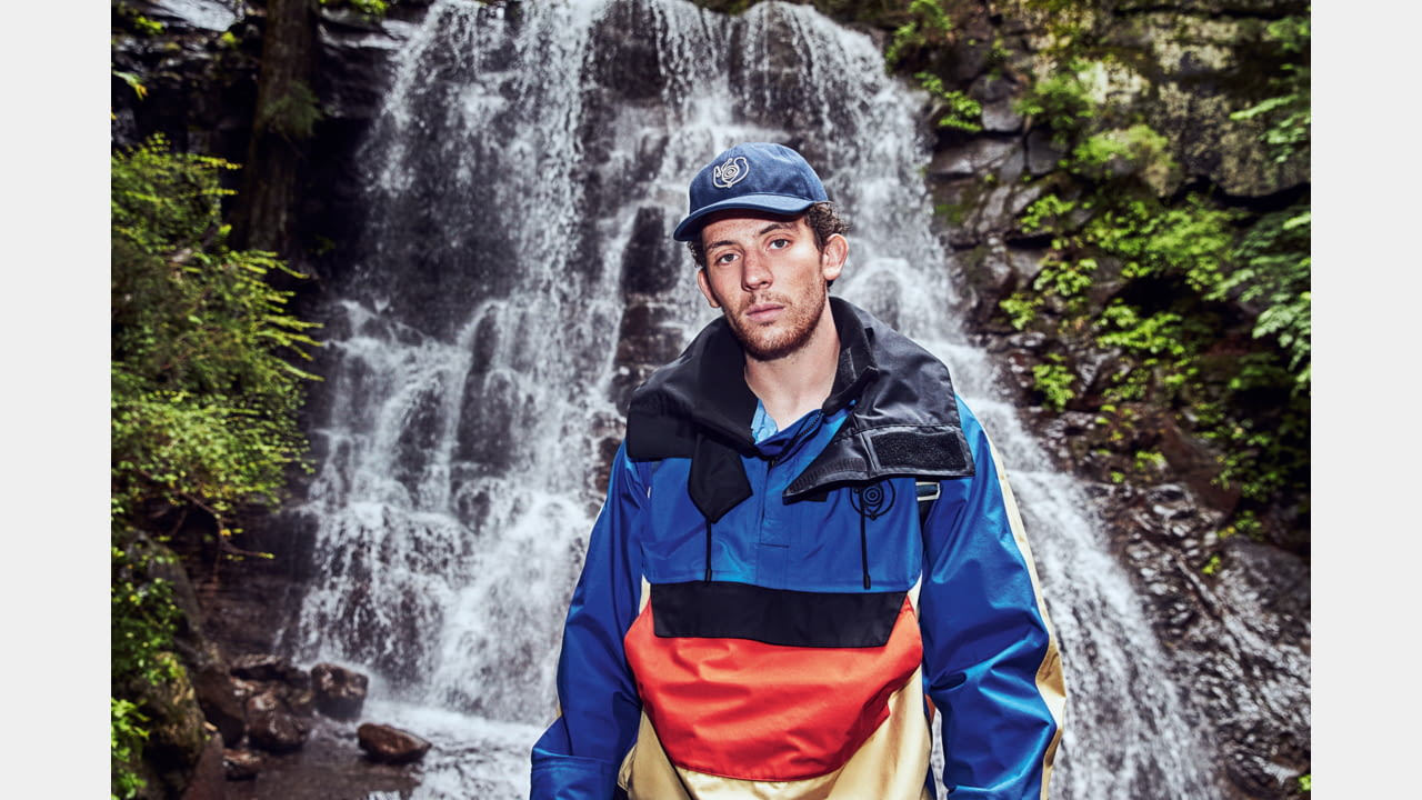 THE NEW EYE/LOEWE/NATURE COLLECTION SEES ACTOR JOSH O'CONNOR HIKE THE BAMBOO GROVES OF JAPAN'S HAKONE REGION illustration 1