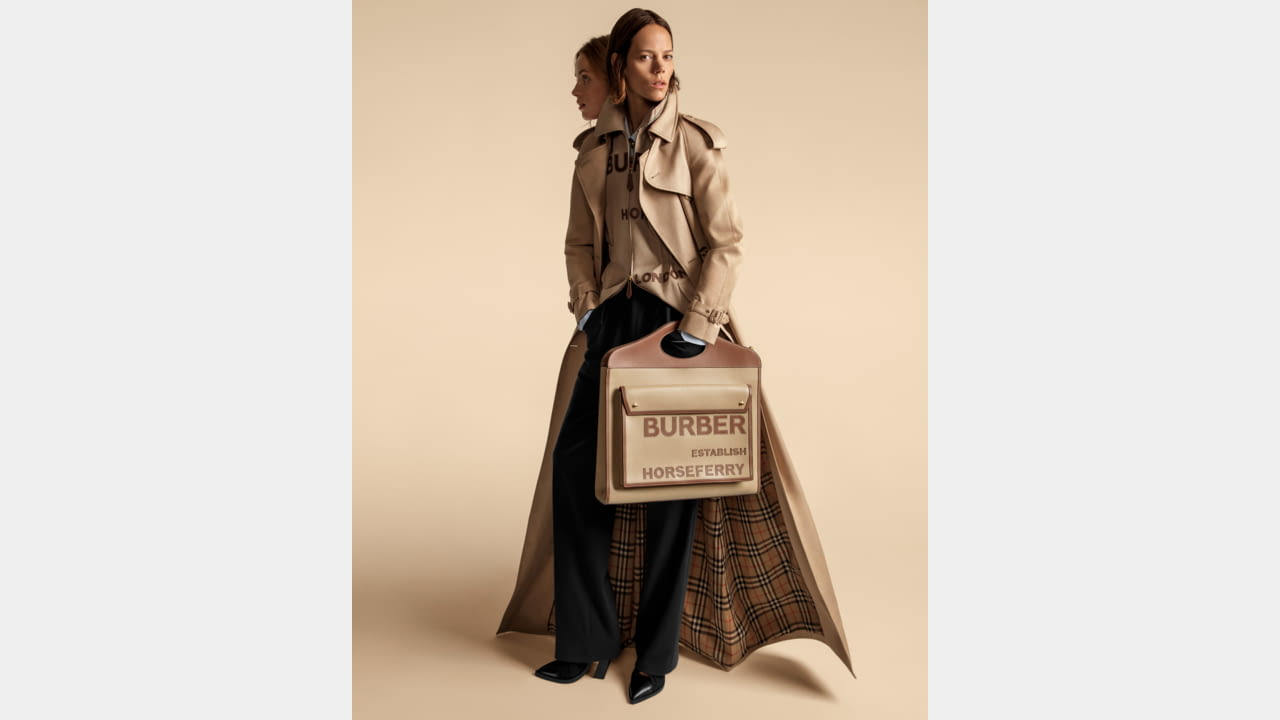 BURBERRY INTRODUCES ITS SPRING/SUMMER 2020 CAMPAIGN illustration 2