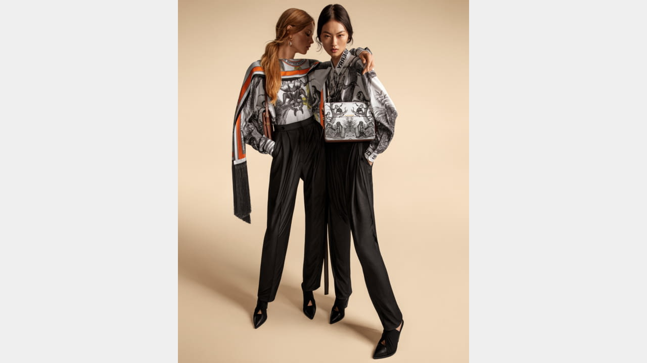 BURBERRY INTRODUCES ITS SPRING/SUMMER 2020 CAMPAIGN illustration 8