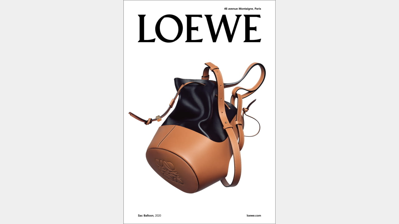 THE NEW LOEWE CAMPAIGN LOOKS YOU RIGHT IN THE EYES illustration 2