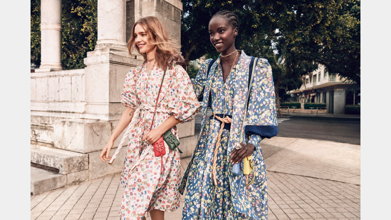 """TORY BURCH LAUNCHES """"WALK THE WALK"""" CAMPAIGN Embracing Ambition to Empower Women and Entrepreneurs illustration 5"""