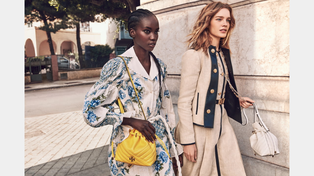 """TORY BURCH LAUNCHES """"WALK THE WALK"""" CAMPAIGN Embracing Ambition to Empower Women and Entrepreneurs illustration 8"""