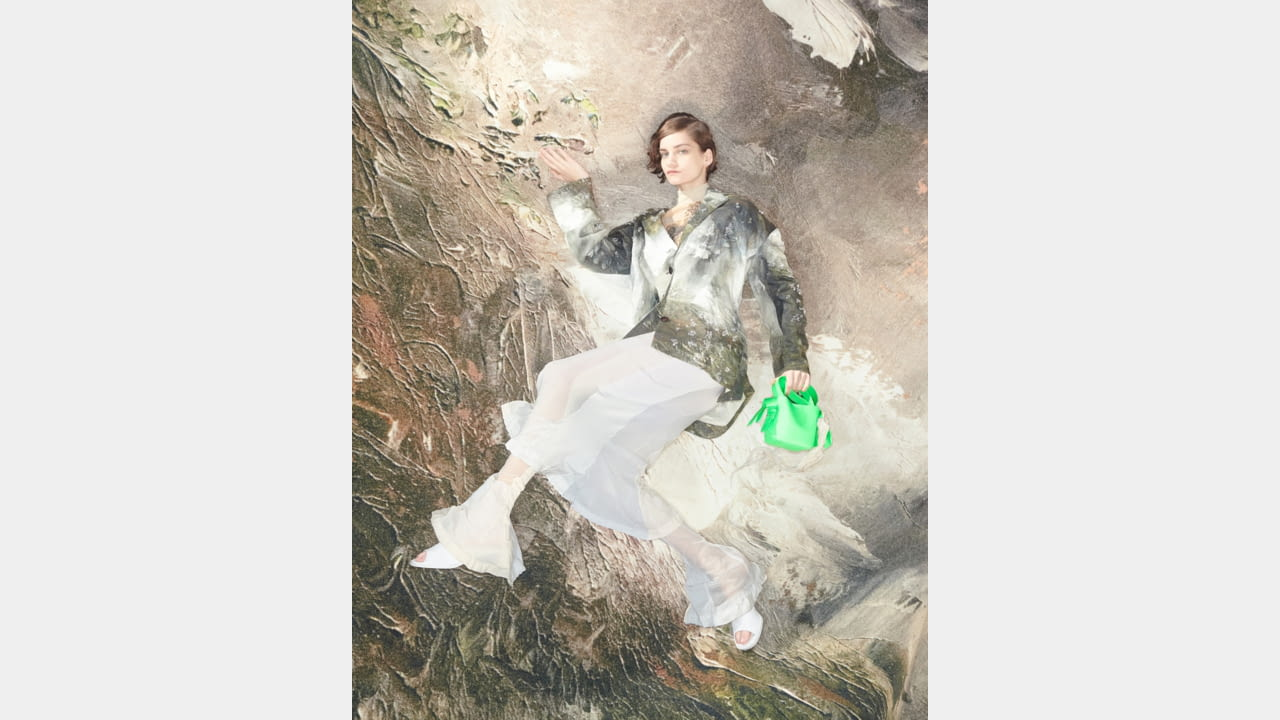 Acne Studios finds inspiration in August Strindberg paintings for the Women's SS20 collection illustration 1
