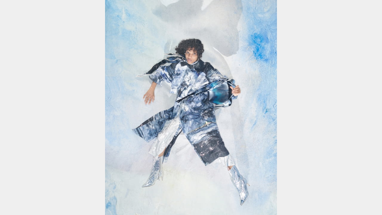 Acne Studios finds inspiration in August Strindberg paintings for the Women's SS20 collection illustration 12