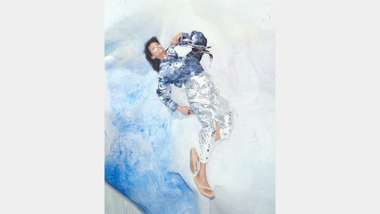 Acne Studios finds inspiration in August Strindberg paintings for the Women's SS20 collection illustration 15