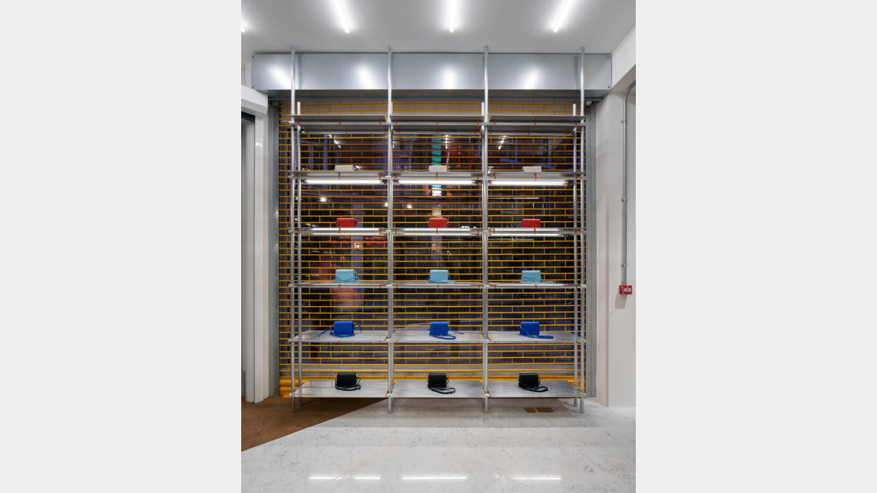JW Anderson opens frst fagship store in London, Soho March 2020 illustration 7