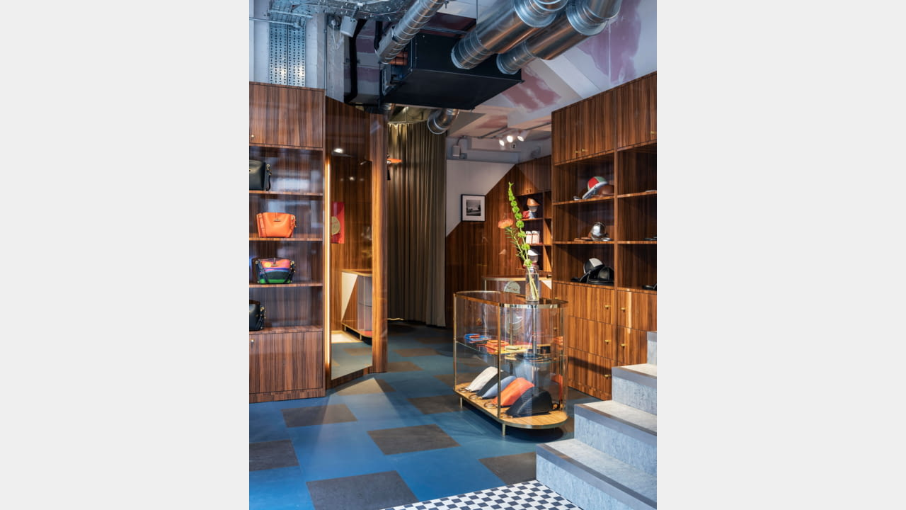 JW Anderson opens frst fagship store in London, Soho March 2020 illustration 8
