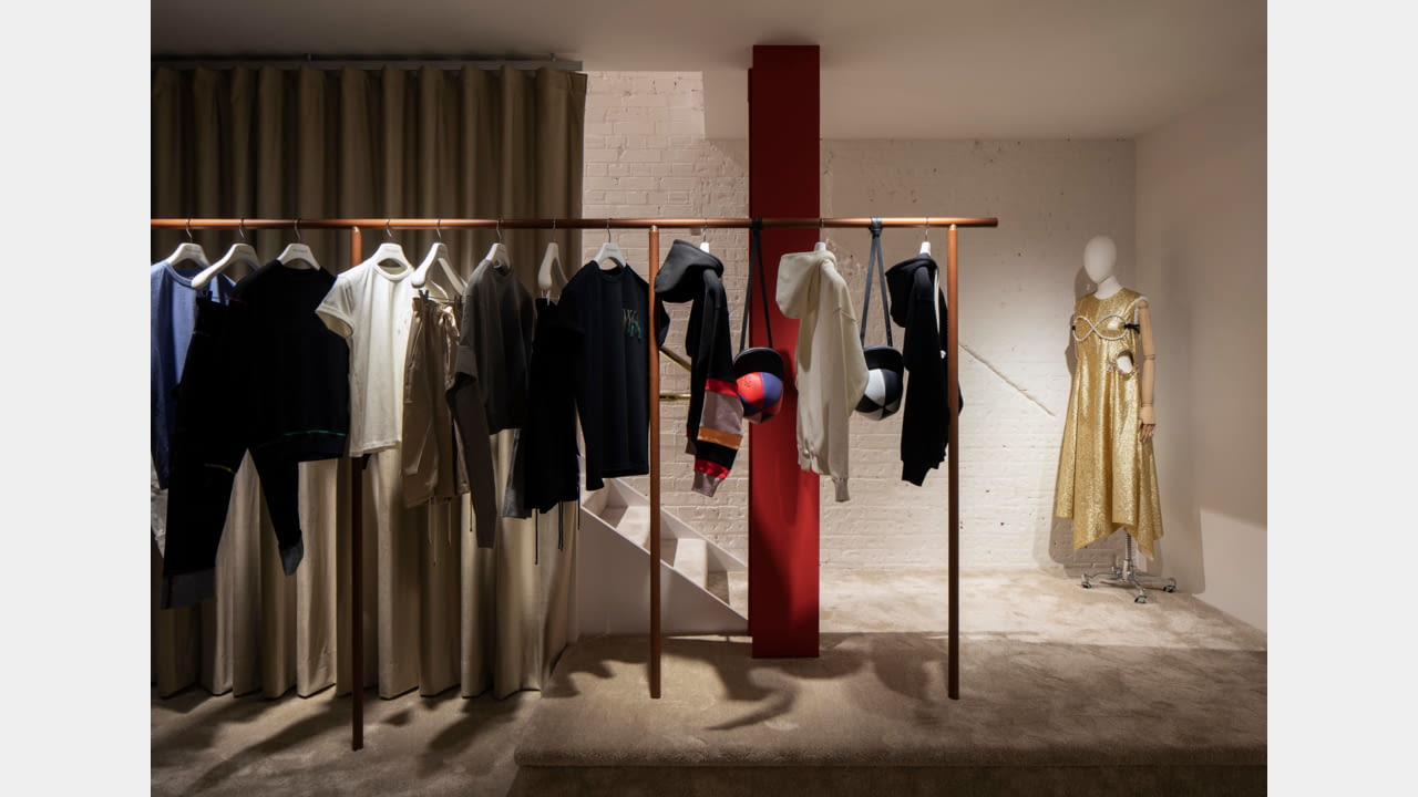 JW Anderson opens frst fagship store in London, Soho March 2020 illustration 9