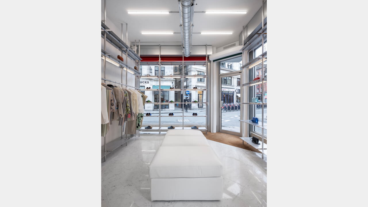 JW Anderson opens frst fagship store in London, Soho March 2020 illustration 10