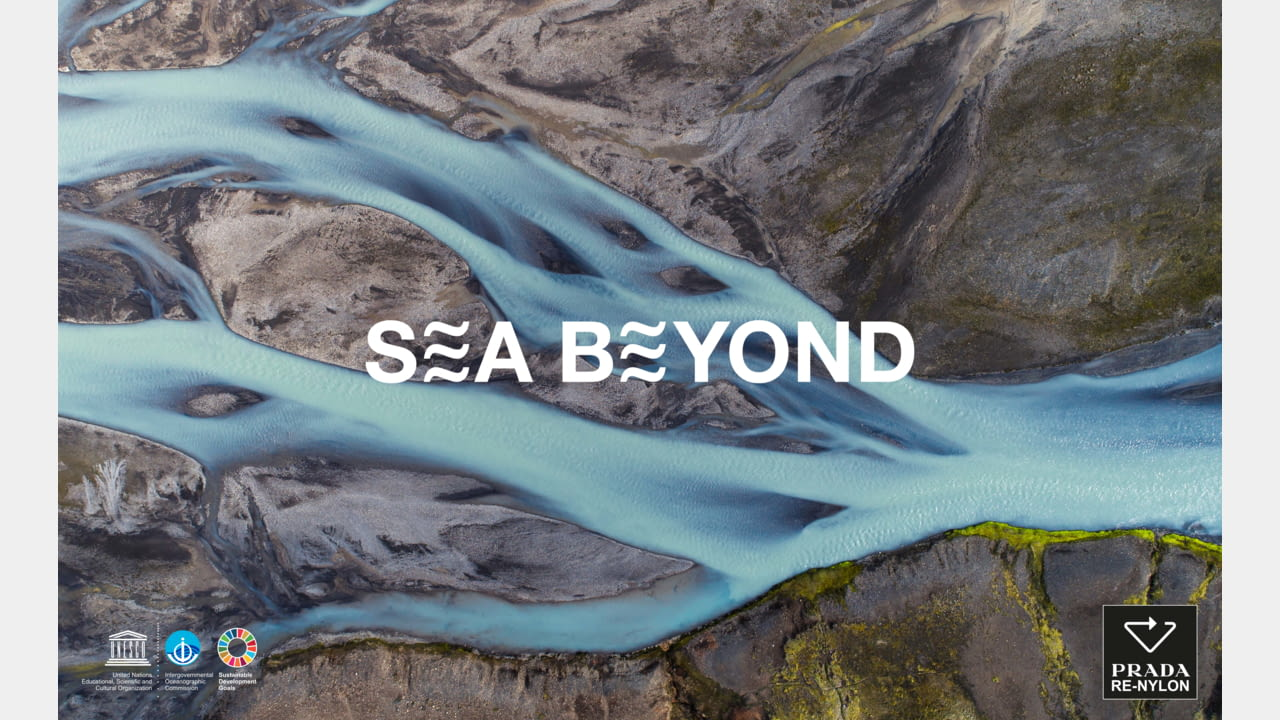 PRADA AND UNESCO POSTPONE START OF THE SEA BEYOND PROJECT ON OCEAN SUSTAINABILITY AS A PRECAUTIONARY MEASURE IN THE FACE OF THE COVID-19 PANDEMIC illustration 1
