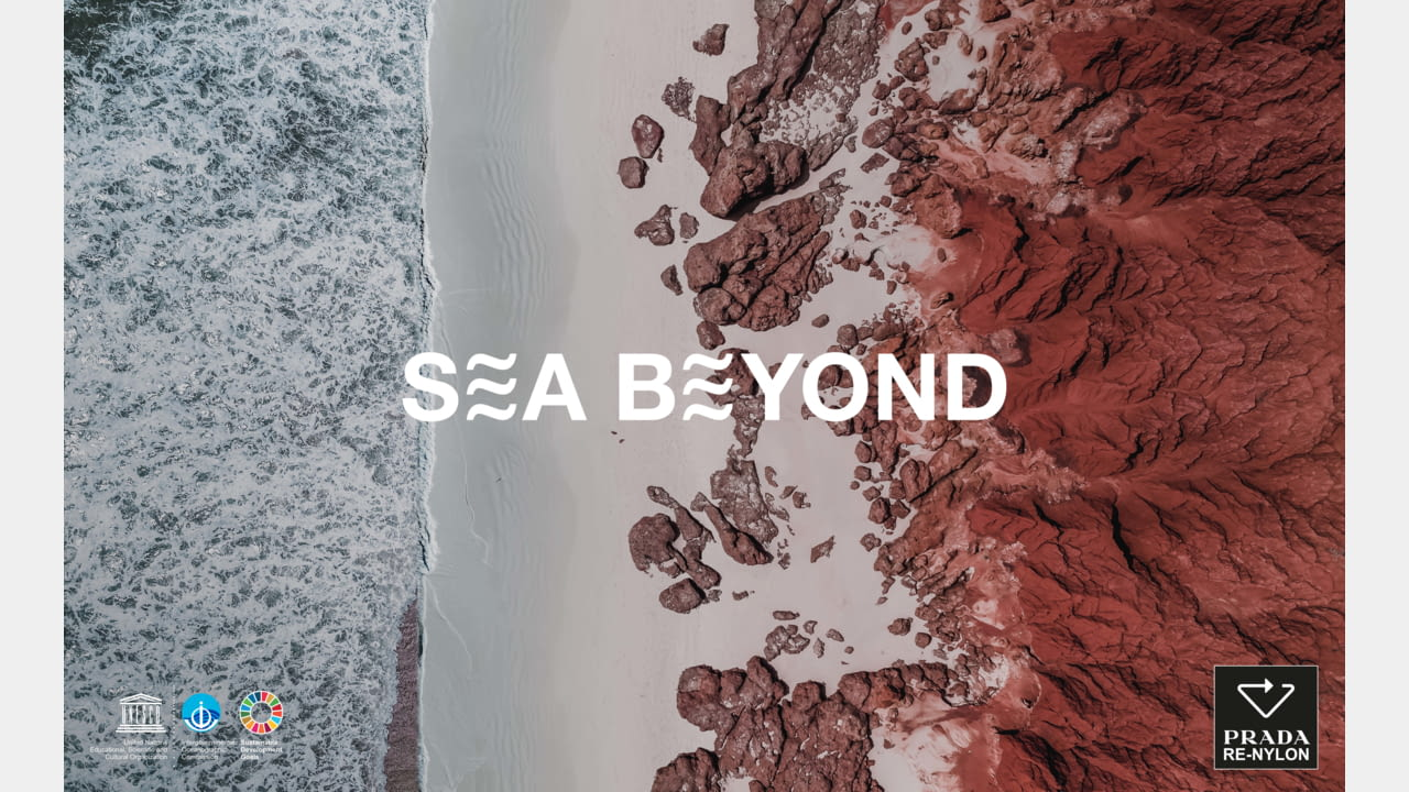 PRADA AND UNESCO POSTPONE START OF THE SEA BEYOND PROJECT ON OCEAN SUSTAINABILITY AS A PRECAUTIONARY MEASURE IN THE FACE OF THE COVID-19 PANDEMIC illustration 2