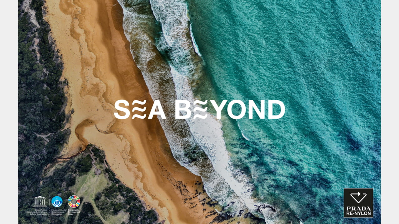 PRADA AND UNESCO POSTPONE START OF THE SEA BEYOND PROJECT ON OCEAN SUSTAINABILITY AS A PRECAUTIONARY MEASURE IN THE FACE OF THE COVID-19 PANDEMIC illustration 3