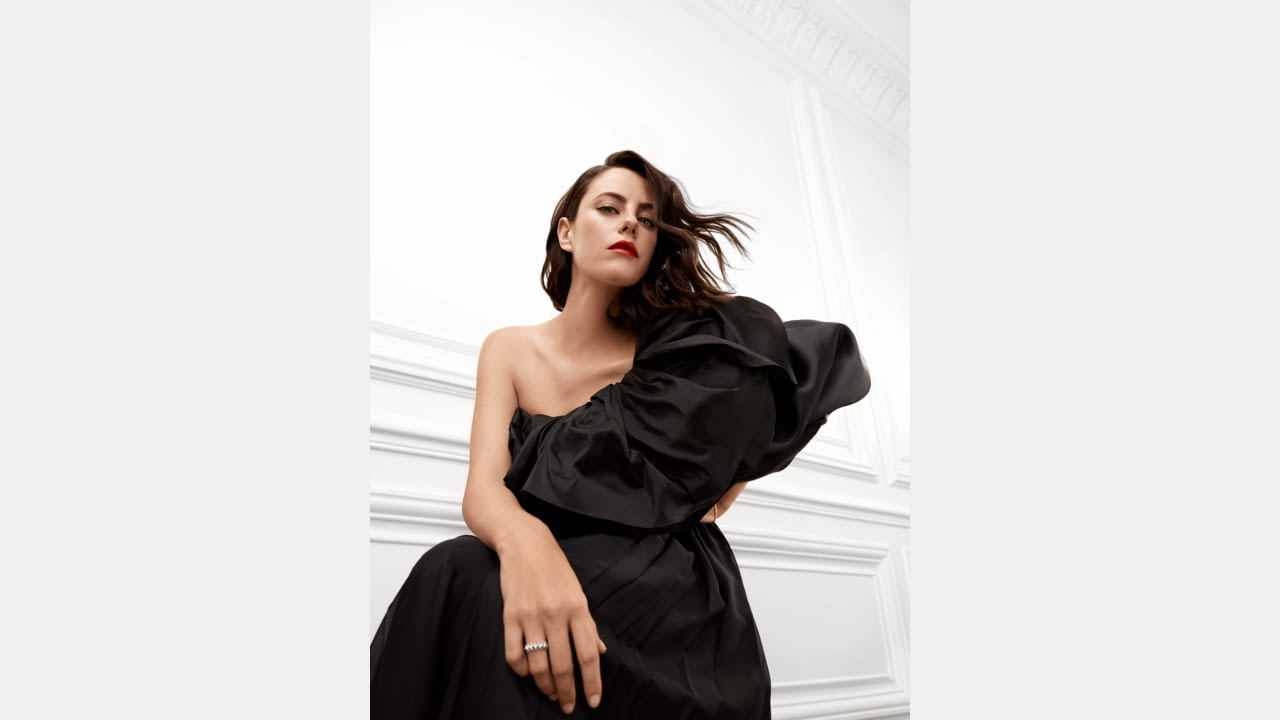 Kaya Scodelario to Interpret Clash de Cartier, the New Jewelry Signature by Cartier illustration 12