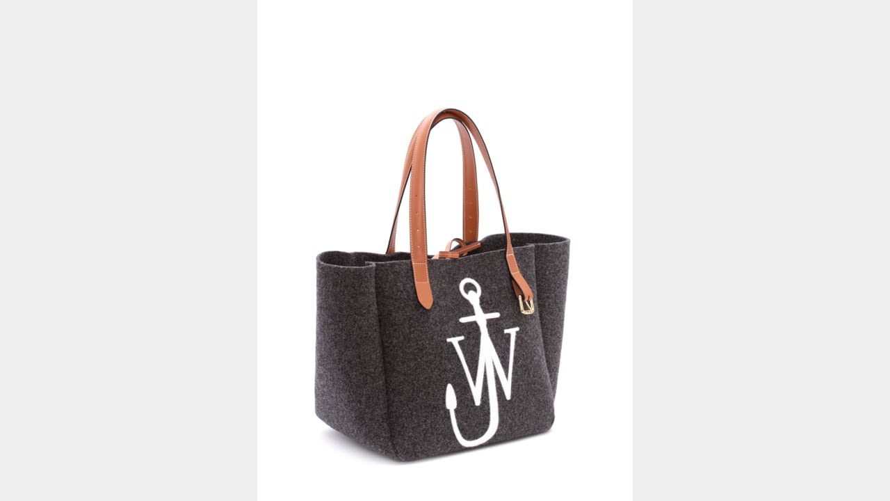 JW Anderson - Felt Tote Bag illustration 3
