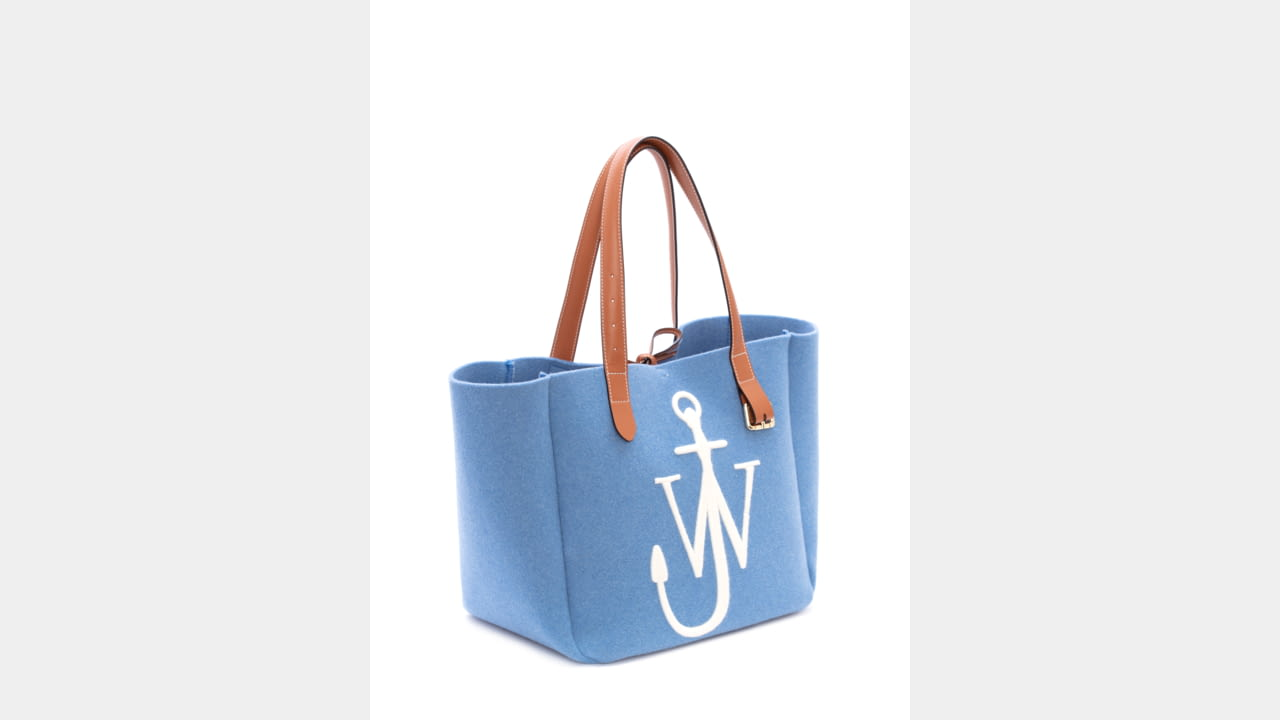 JW Anderson - Felt Tote Bag illustration 4
