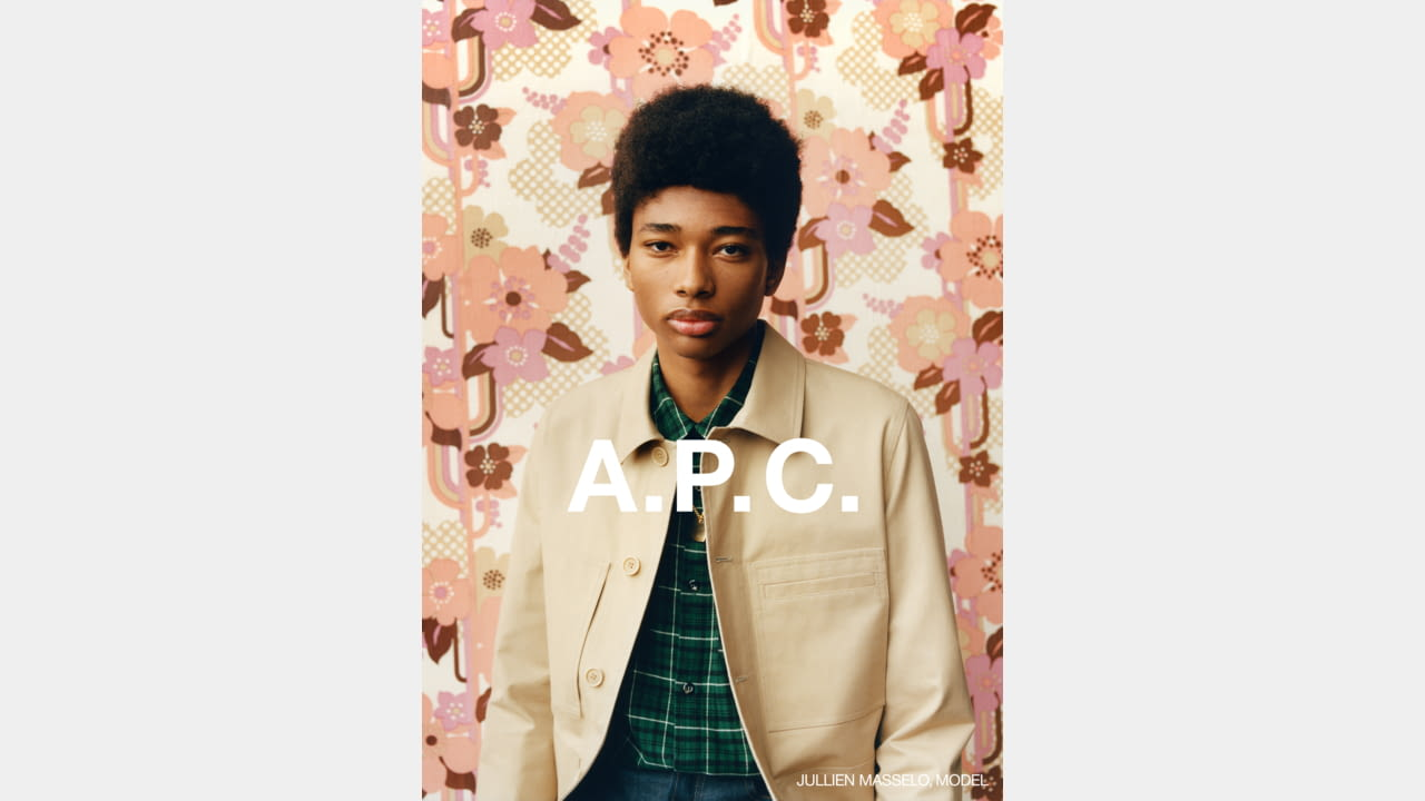 A.P.C. FALL/WINTER 2020 CAMPAIGN PHOTOGRAPHER: JULIE GRÈVE illustration 4