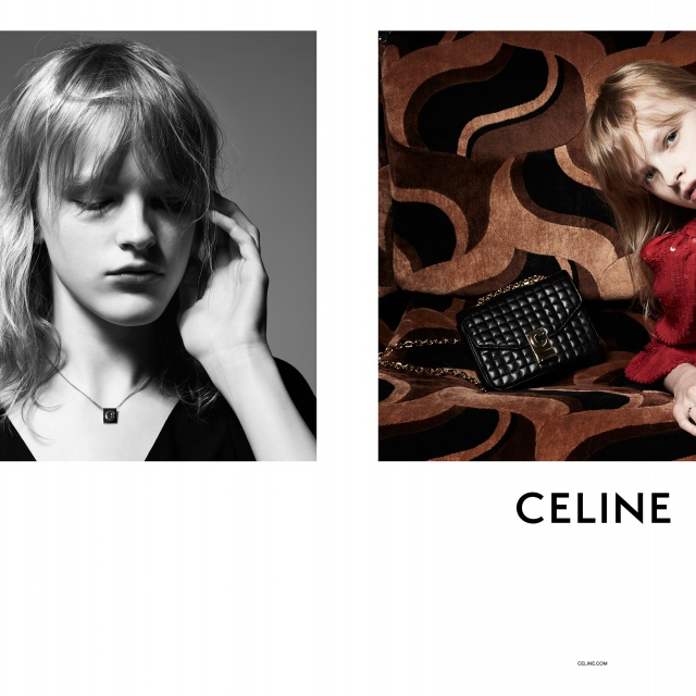 CELINE 01 - Women's Collection Campaign