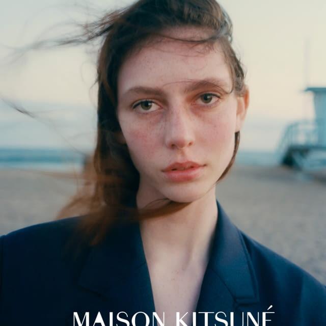 Maison Kitsuné FW19/20 Campaign by Yuni Ahn