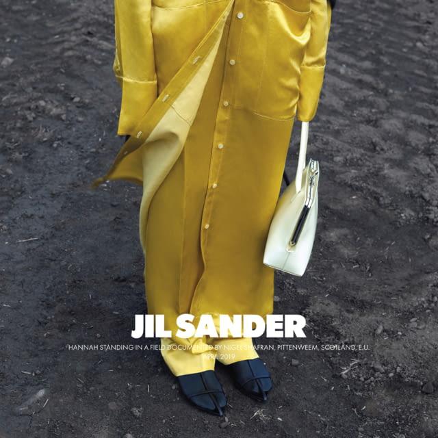 JIL SANDER FALL/WINTER 2019 ADVERTISING CAMPAIGN