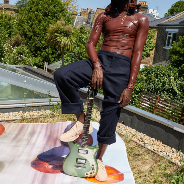 adidas Originals Launch Collaboration With OAMC  - The collection, which was first shown during Paris Fashion Week, is launching with a campaign photographed by Juergen Teller and featuring Dev Hynes