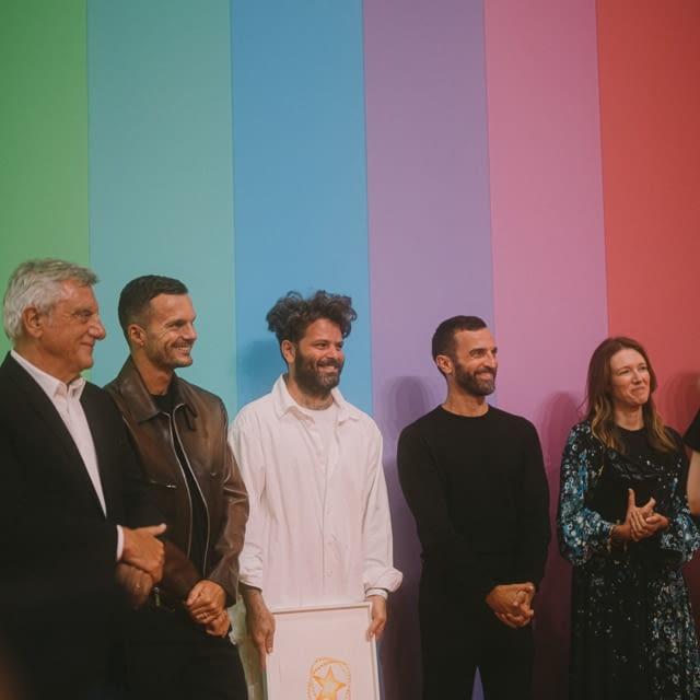 Hed Mayner winner of Karl Lagerfeld Prize - LVMH Prize 2019