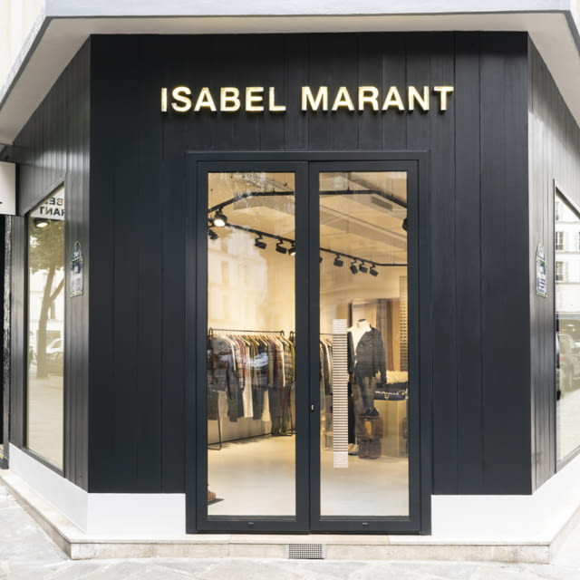 ISABEL MARANT OPENS HER FIRST MENS STORE IN PARIS