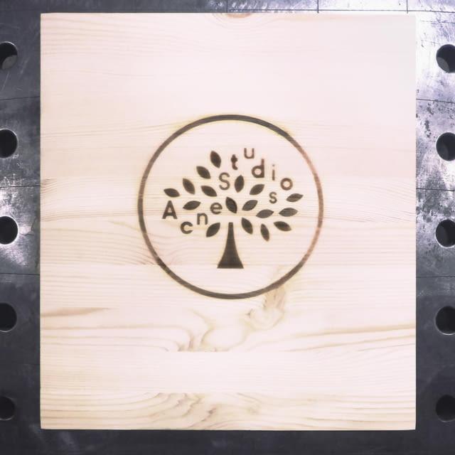 Acne Studios & Mulberry Collaboration  Logo Release