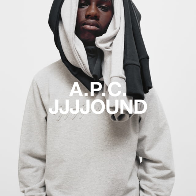 A.P.C. JJJJOUND INTERACTION #4