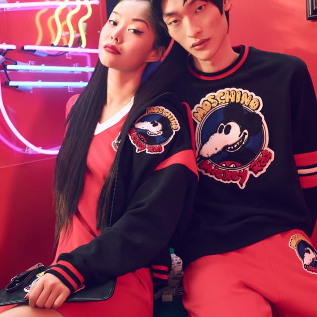 MOSCHINO ANNOUNCES CHINESE NEW YEAR CAPSULE COLLECTION FEATURING MICKEY RA