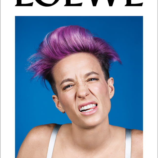 LOEWE - THE NEW LOEWE CAMPAIGN SPEAKS THE TRUTH