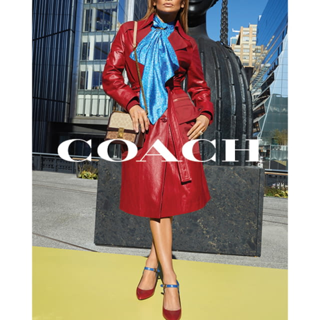 "COACH LAUNCHES  ""ORIGINALS GO THEIR OWN WAY"" Spring 2020 Global Advertising Campaign Starring New Face of Coach Jennifer Lopez and Global Face of Coach Mens Michael B. Jordan"